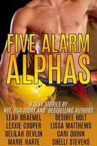 Five Alarm Alphas: Eight Sexy All New…