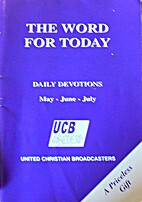 The Word for Today by UCB