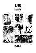 UB privé 2000 by Monique Kooijmans