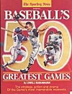 Sporting News Selects: Baseball's 50…