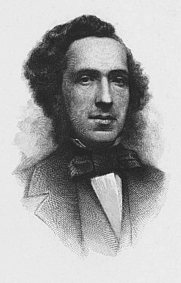 Author photo. Petrus Augustus de Génestet