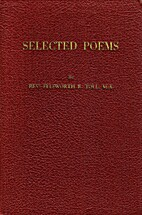 Selected poems by Ellsworth R. Toll