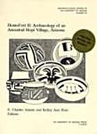 Homol'ovi II: Archaeology of an Ancestral…