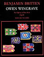Owen Wingrave by Benjamin Britten