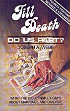 Till Death Do Us Part by Joseph Webb