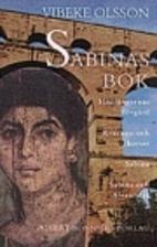 Sabinas bok by Vibeke Olsson