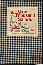 One Thousand Salads by Olive Green