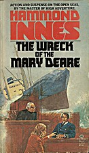 WRECK OF MARY DEARE by Hammond Innes