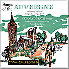 Songs of the Auvergne by Canteloube