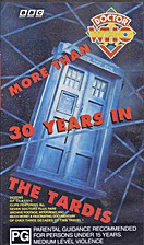 Doctor Who: More than 30 Years in the Tardis…
