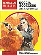 Doccia scozzese - Il Giallo Mondadori n. 775…