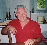 Author photo. Stephen L. Karcher, Malérargues, France, 2005
