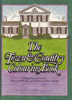 The Town & Country Colouring Book by Marg…