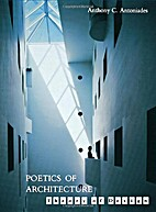 Poetics of Architecture: Theory of Design by…