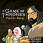 A Game of Thrones: Hand of the King [GAME]…