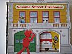 Elmo's Neighborhood: Sesame Street Firehouse…
