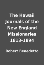 The Hawaii Journals of the New England…