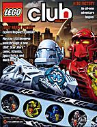 LEGO Club Magazine September-October 2010 by…