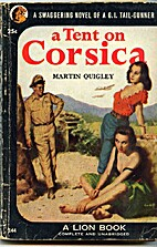 A tent on Corsica by Martin Quigley