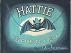 Hattie, the Backstage Bat (Picture Puffins)…