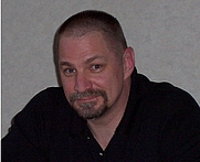 Author photo. Photo posted with permission by Edo van Belkom, courtesy of Tundra Books.