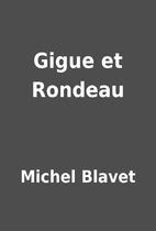 Gigue et Rondeau by Michel Blavet