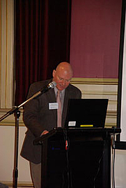 Author photo. Matthew Trundle [credit: Australasian Society for Classical Studies]