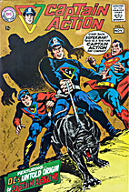 Captain Action [1968] #1 by Jim Shooter