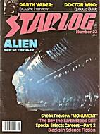 Starlog Number 23--June 1979 by Howard…