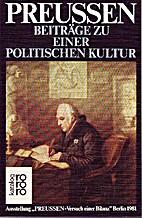 Preußen II. Versuch einer Bilanz. Beiträge…