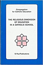 Religious Dimension of Education in a…