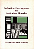 Collection development for Australian…