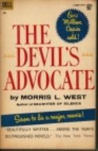 The Devil's Advocate by Morris L. West