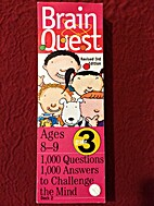 Brain Quest Grade 3 Ages 8-9 Revised 3rd…