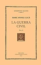 La guerra civil by Marc Anneu Lucà