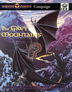 The Grey Mountains by Craig Paget