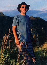 Author photo. David Fleminger