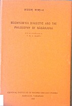 Madhyamika Dialectic and the Philosophy of…