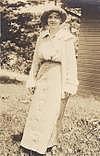 Author photo. Dorothy Stockbridge Tillett