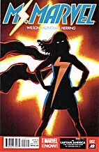 Ms. Marvel, Vol. 3 #2 (2014) by G. Willow…