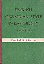 English grammar, style, phraseology :…