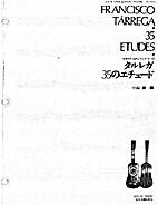 35 Etudes by Francisco Tárrega