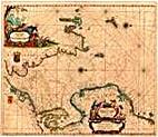 Pascaarte van de Noord Zee Door Arnold Colom…