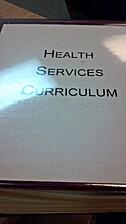 Health Services Curriculum by Wanda M. Jones