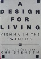 Design for Living by Lillian…