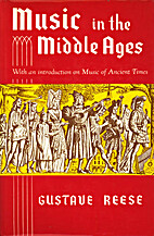 Music in the Middle Ages: With an…
