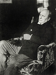 Author photo. Henry James Foto by Modernista