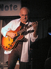 Author photo. Credit: Pekka Lindeman, Feb. 12, 2006, New York