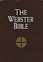 The Webster Bible by Noah Webster