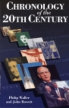 Chronology of the 20th Century (Helicon…
